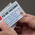Empezó vacunación covid-19